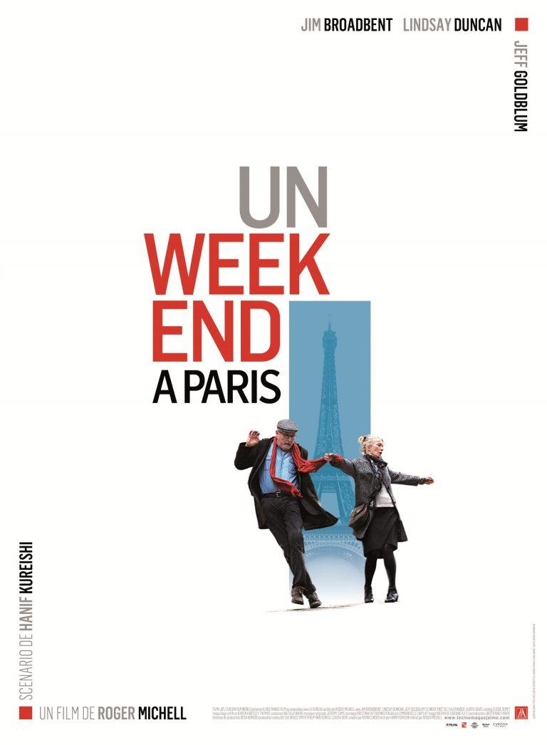 Bande annonce Un Week-end à Paris, un film de Roger Michell