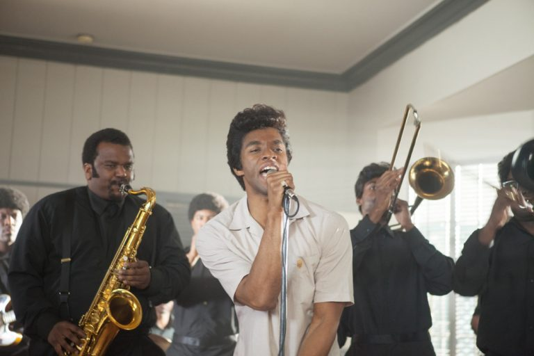 Watch James Brown Biopic Trailer : Get On Up