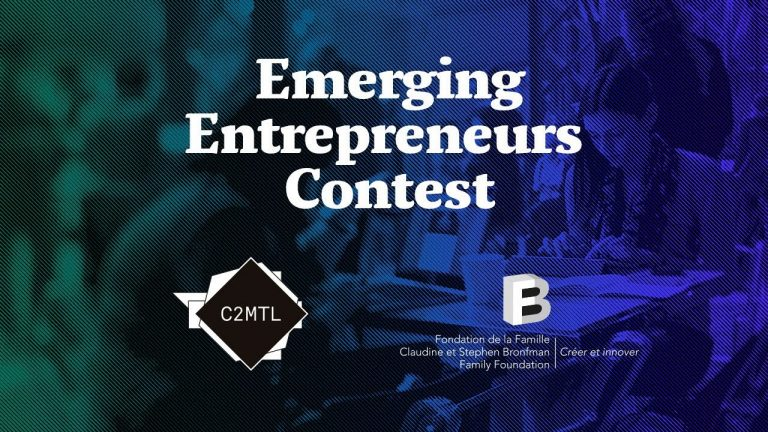 25 emerging entrepreneurs to participate in the C2MTL