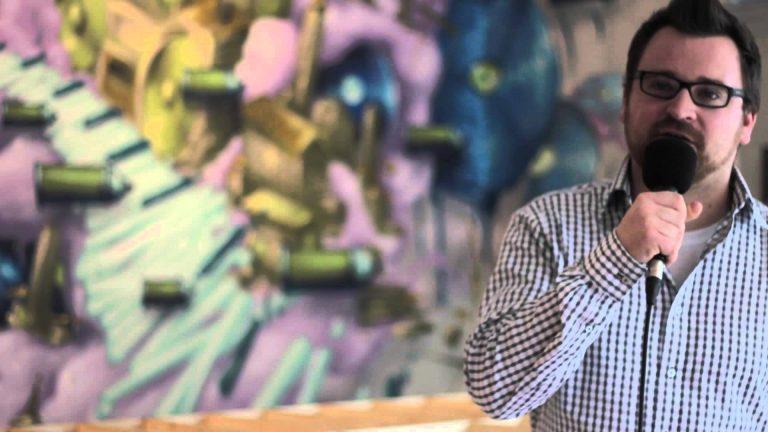 Afro Inspiration : Olivier Brault fondateur du Hip-Hop Café