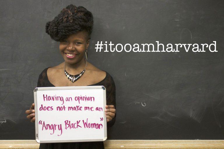 Un groupe d'étudiants afro-américains de Harvard se ligue contre le racisme
