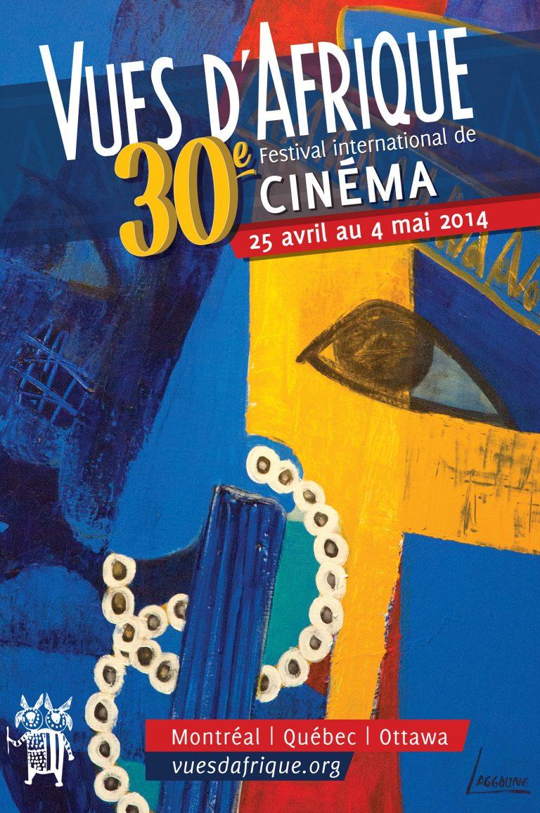 Programmation du 30e Festival international de cinéma Vues d'Afrique