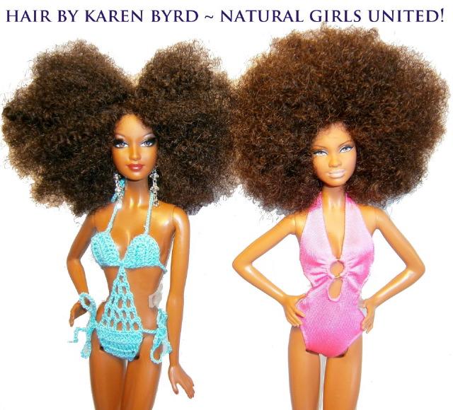 Projecteur sur Natural Girls United, les poupées Nappy