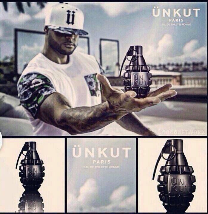 Booba lance sa gamme de parfum ÜNKUT