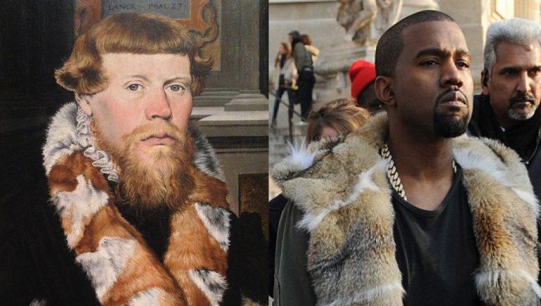 Kanye West, 2Chainz, A$ap Rocky s'inspirent du XVIe siècle