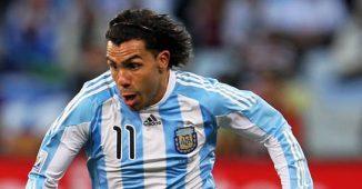 Carlos-Tevez Brésil