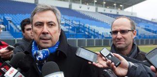 Richard Legendre couverture mediatique Ultras Montreal