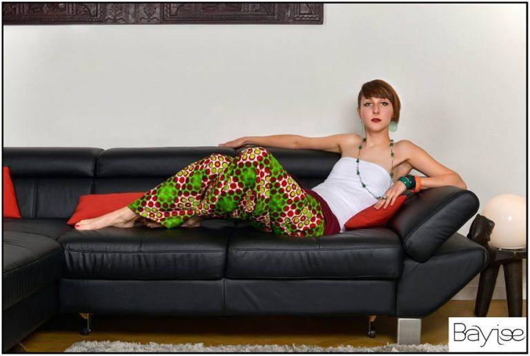 Bayiee la mode afro qui s'adaptent à vos courbes… Par Eryka Leblond