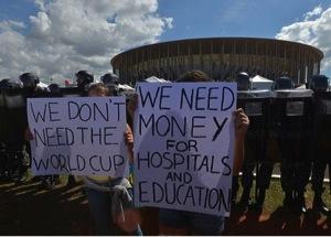 Brésil 2014 : La Coupe du Monde en Chiffres par Frederick Loporcaro