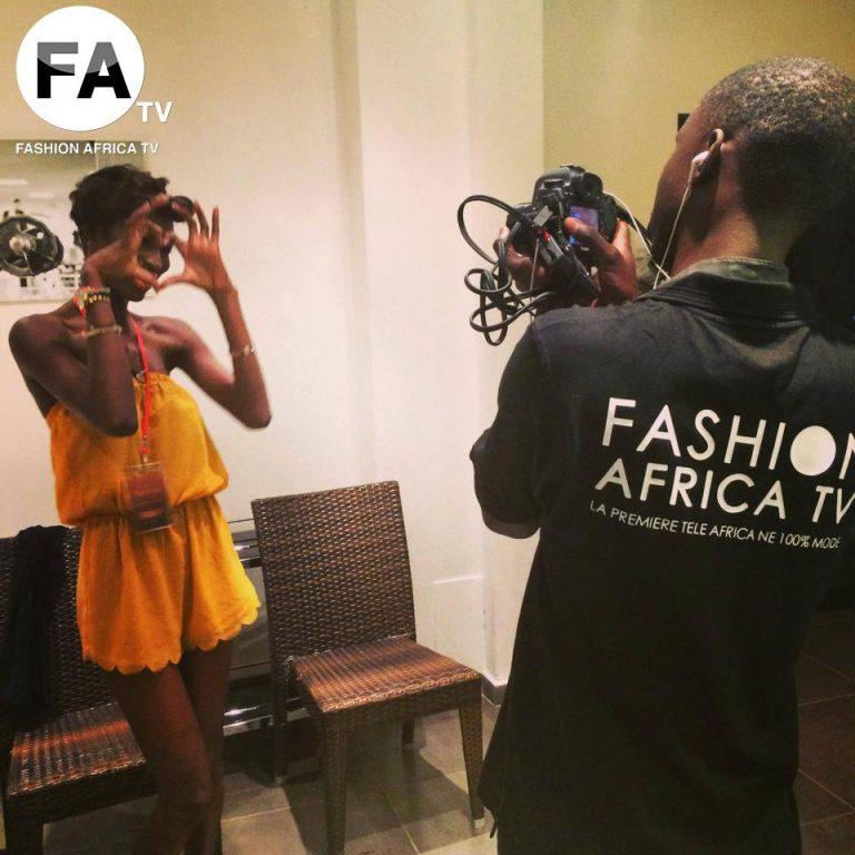 Fashion Africa TV pour décortiquer la mode africaine pour le public
