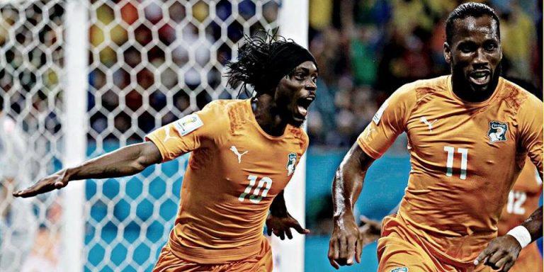 La Côte d'Ivoire de Didier Drogba renverse le Japon