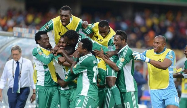 Comment le Nigéria s'est qualifié en Coupe du Monde 2014 ?
