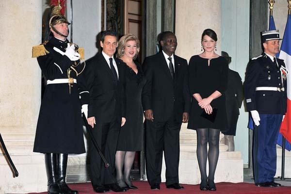 Extraits des révélations de Gbagbo sur le couple Ouattara : « Les Ouattara, ce n'est pas un couple, c'est une entreprise ». A lire l'intégralité dans son nouveau livre