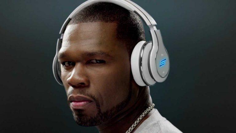 50 Cent lance un casque audio adapté aux sportifs