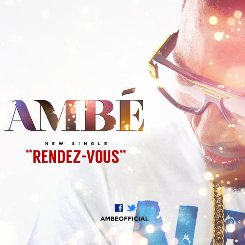 L'artiste camerounais AMBÉ dévoile son titre 'Rendez-vous'