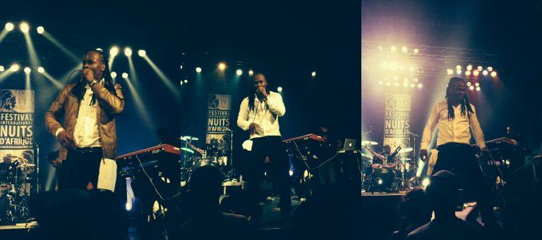 ADMIRAL T représente la Guadeloupe aux Nuits d'Afrique de Montréal Par Julie Boccovi