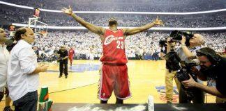 LeBron James revient à Cleveland : sa lettre de départ du Miami Heat