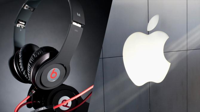 La marque Beats adoptée par la famille Apple