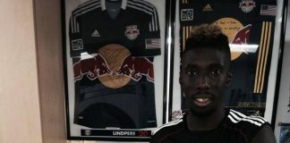 Saer Sene New York Red Bulls Le club des Français dans la MLS