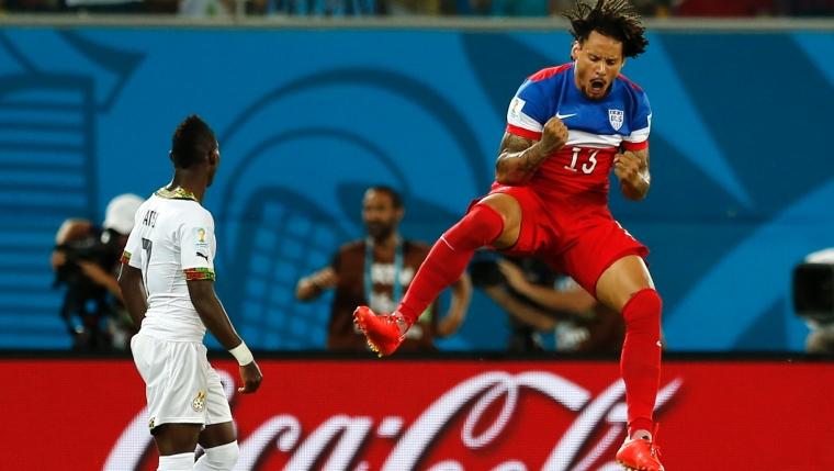MLS : Jermaine Jones signe au New England Revolution après un tirage au sort ?