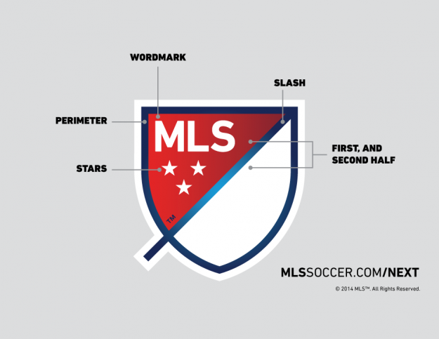 explication du logo MLS