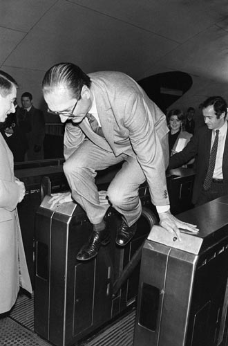 Sensei Chirac