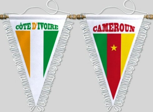 Le Cameroun corrige la Côte d'Ivoire 4 buts à 1, Twitter réagit