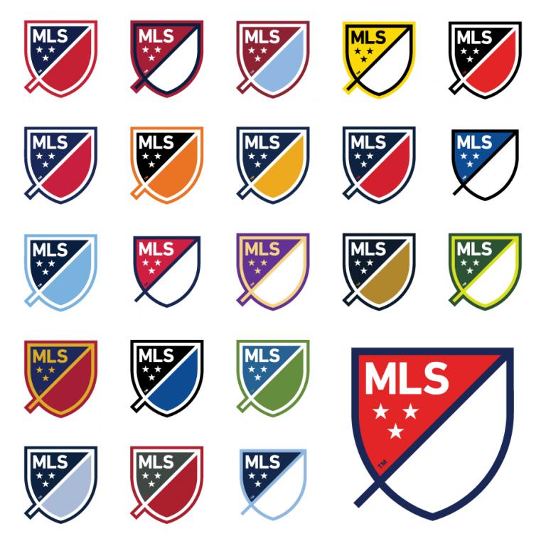 Le nouveau logo MLS est sorti, chaque club aura le sien !