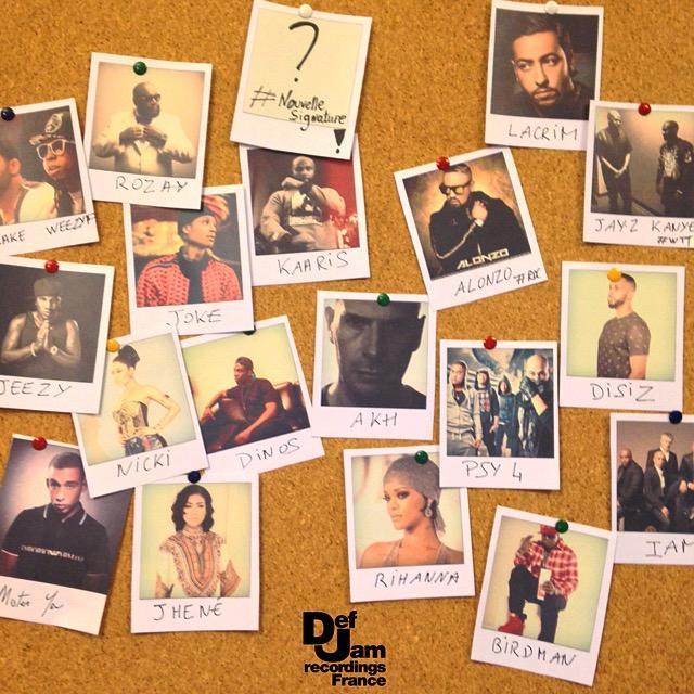 Dosseh, nouvelle recrue du mercato de Def Jam