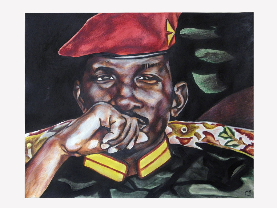 Thomas sankara article