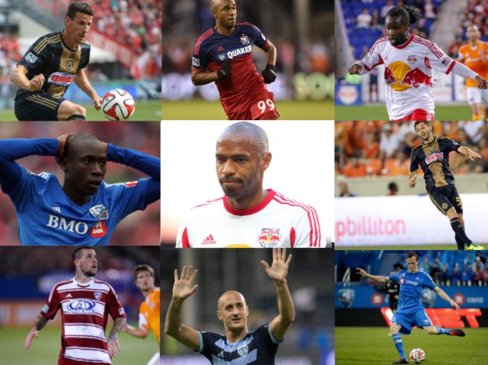 Top 10 : Les Français de la MLS en 2014