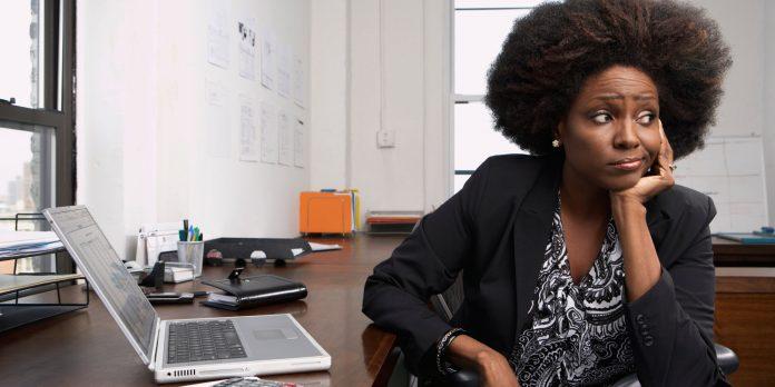 Afrokanlife BLACK WOMAN COMPUTER facebook