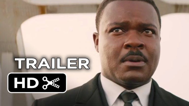 Bande annonce de SELMA : biopic Dr. Martin Luther King