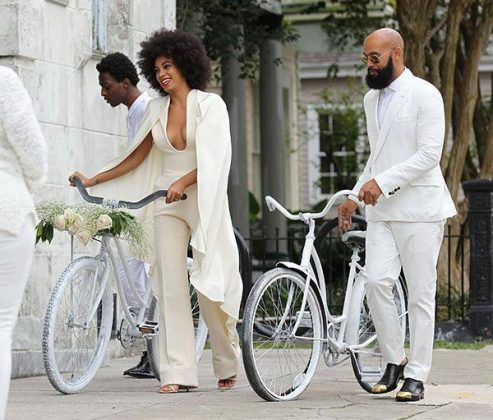 solange wedding mariage image photo voir