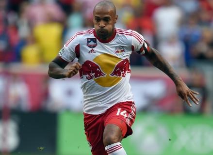 Thank you Thierry Henry ! Les NewYork RedBulls éliminés des séries MLS