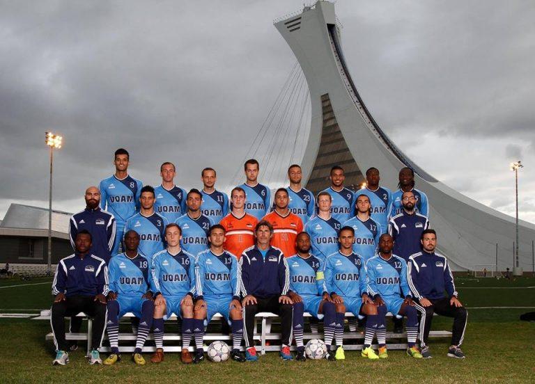 Projecteur sur Citadins UQAM les champions de soccer universitaire