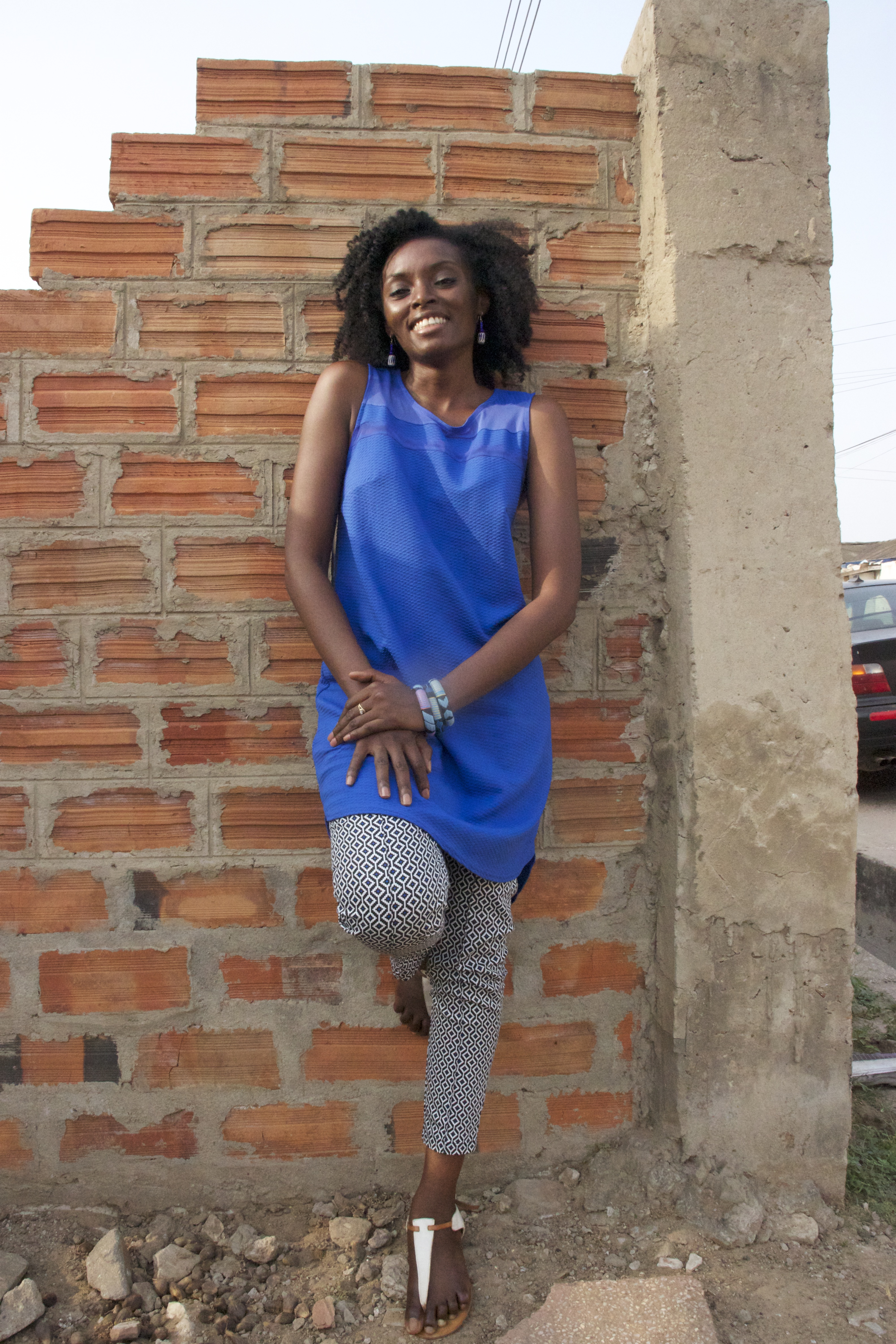 Afro Inspiration: Fobuleuse Blogueuse Nappy