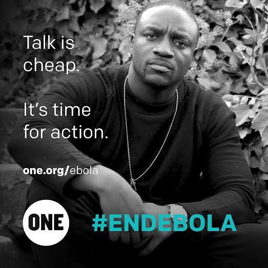 Les artistes africains s'unissent pour pour combattre l'épidémie d'Ebola en Afrique de l'Ouest