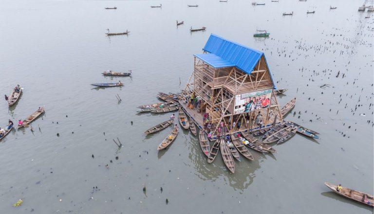 Makoko ou le Venise Nigérian