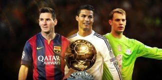 Manuel Neuer-ballondor2014-messi-neuer-ronaldo