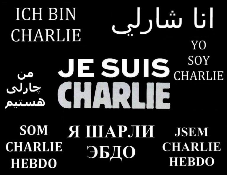 De l'Afrique, à Montréal et Paris : #JeSuisCharlie