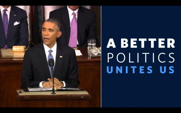 La punchline de Barack Obama aux Républicains : I know because I won both of them