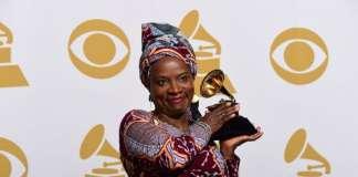 Angelique Kidjo récompensée aux Grammys femmes africaines