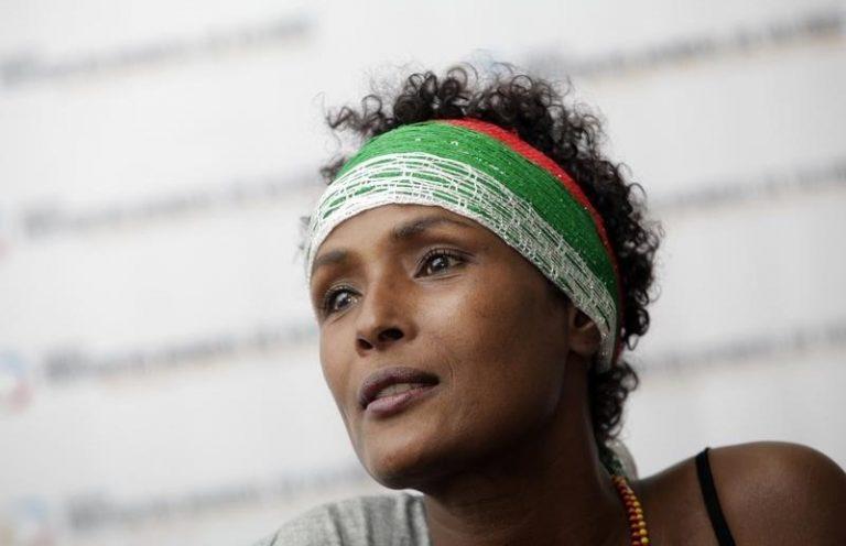 Waris Dirie récompensée par le Prix de la Liberté 2015