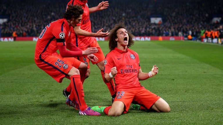 PSG : Thiago Silva-David Luiz, une charnière qui vaut de l'or