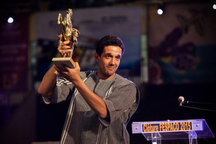 Hicham Ayouch, lauréat de l'Etalon d'or du Yennenga pour son film