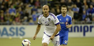 MLS: Orlando City SC at Montreal Impact