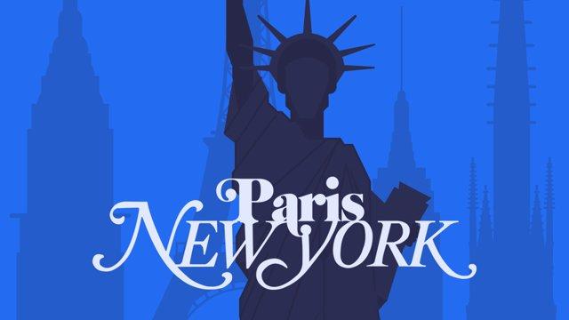 Encore une vidéo Paris vs New York pour votre plus grand plaisir