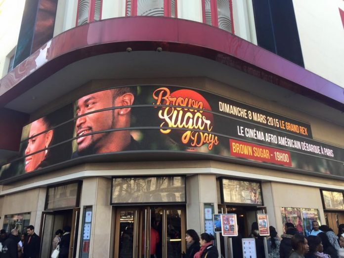 BrownSugarDay - nouveau rendez-vous du cinéma afro en France
