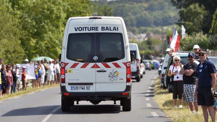 CYCLISME : Tour De France - Etape 12 - Fougeres / Tours  - 11/07/2013